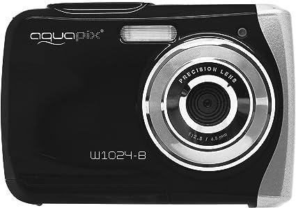 Easypix Aquapix W1024 - Cámara compacta digital (10 MP, 2.4