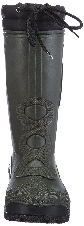 Spirale 7130 GEVOERDE LAARS Unisex-Erwachsene Gef/ütterte Gummistiefel