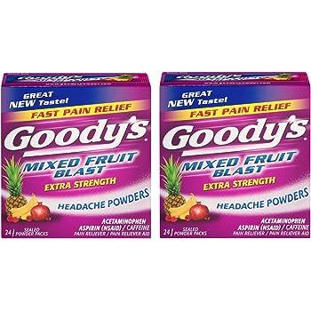 Amazon.com: Goody's Extra Strength Headache Powders