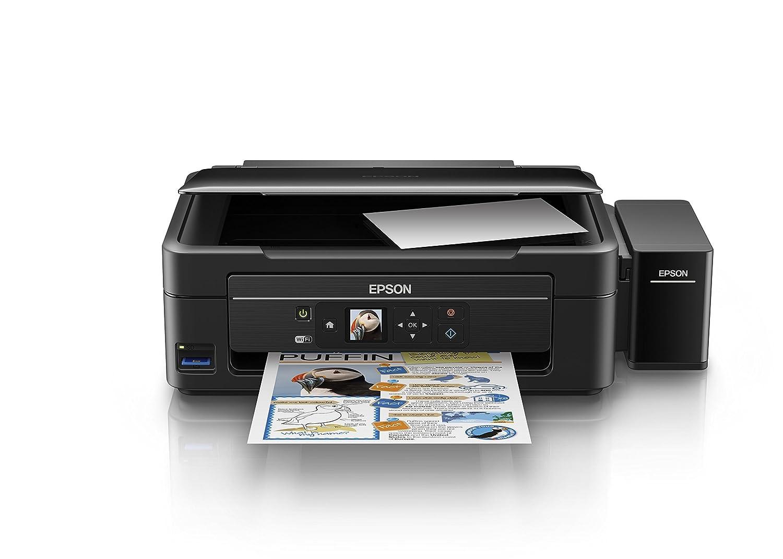 Epson L485 Wi-Fi Inktank Printer