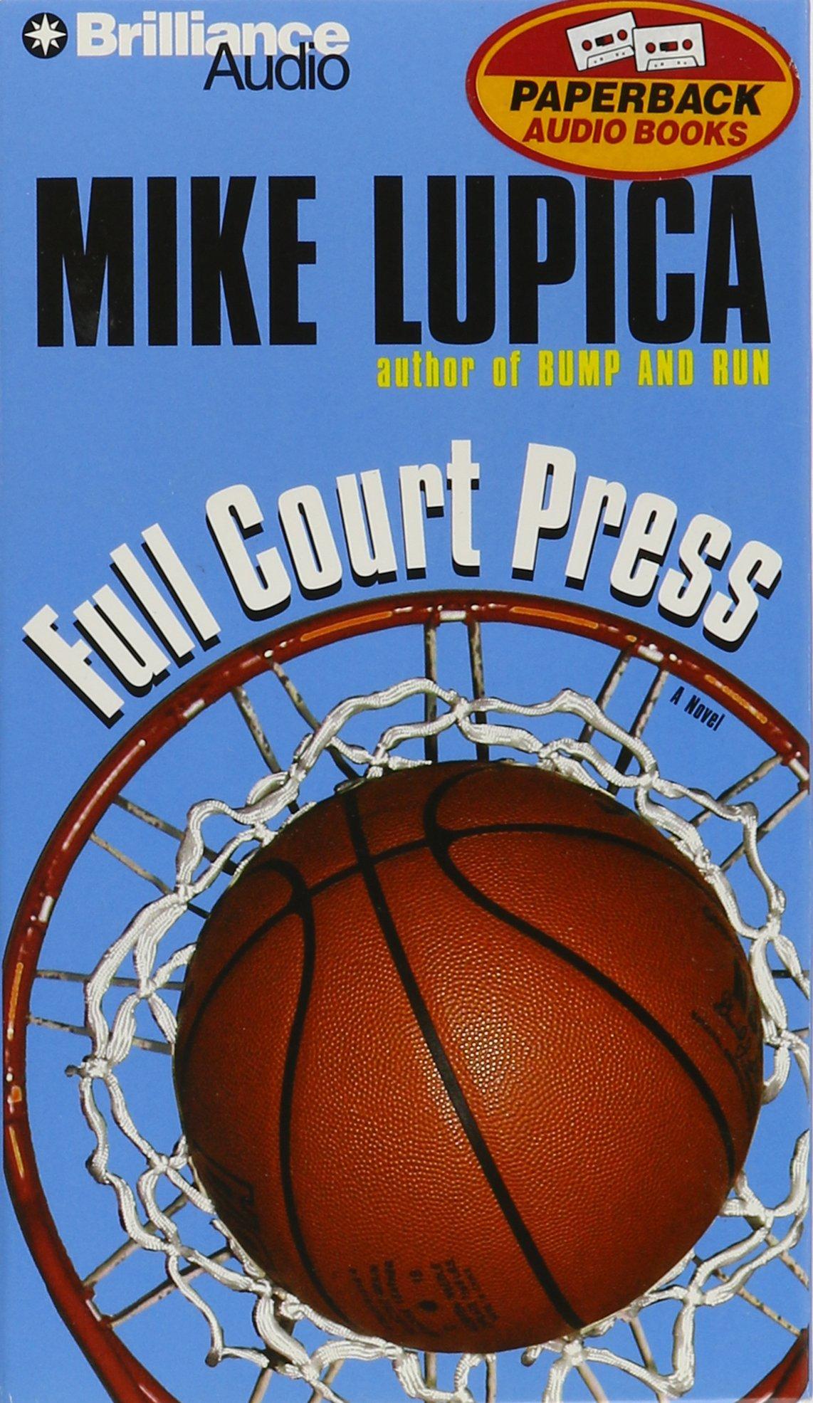 Full Court Press: Mike Lupica, Stephanie Knox: 9781587888830: Amazon:  Books