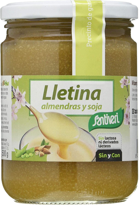 Santiveri Lletina Almendra Y Soja Vitamfruit N-1 100 g ...