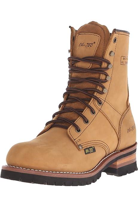 Amazon.com | Ad Tec Super Logger Boots