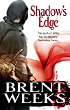 Shadow's Edge: Book 2 of the Night Angel (Night Angel Trilogy)