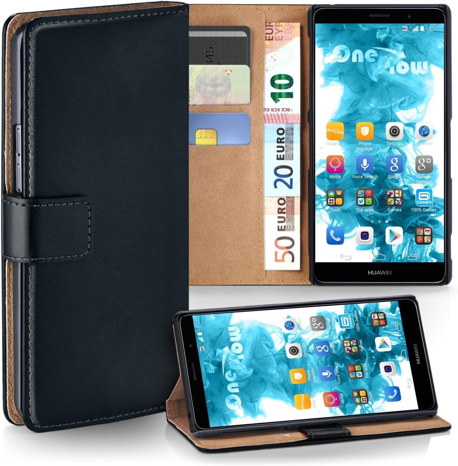 MoEx® Funda Cartera [protección 360°] Compatible con Huawei Honor ...