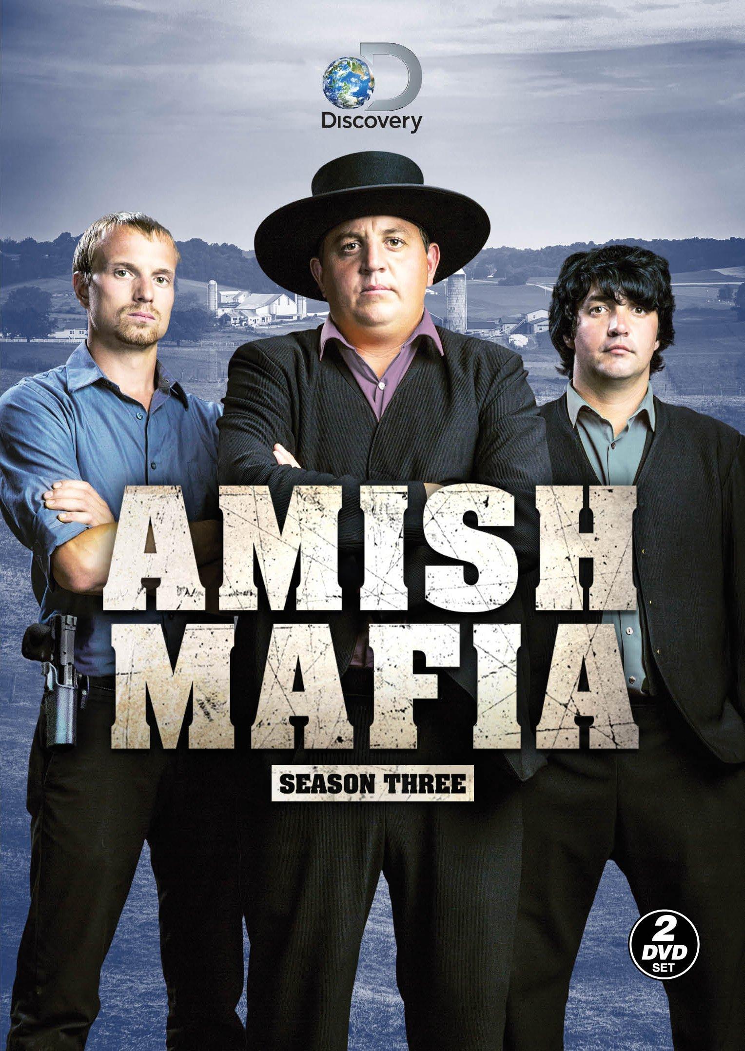 Amish Mafia: Season 3