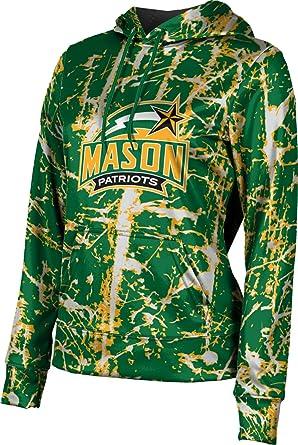 Brushed School Spirit Sweatshirt George Mason University Girls Pullover Hoodie