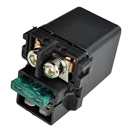 Amazon com: Starter Relay Solenoid Switch For Kawasaki