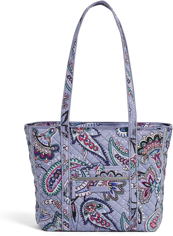 Vera Bradley Women's Signature Cotton Small Vera Tote Bag