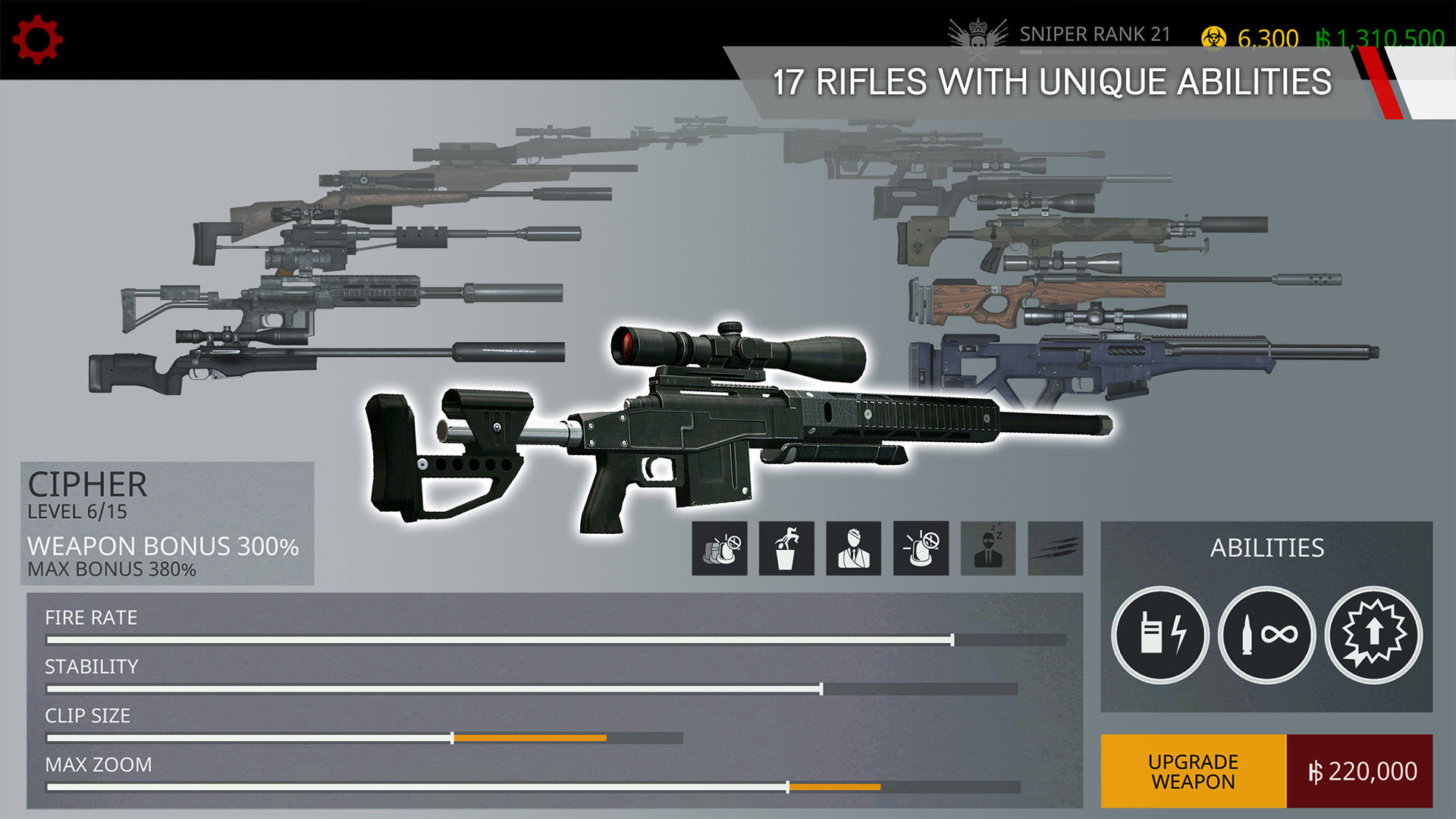Amazon hitman sniper appstore for android