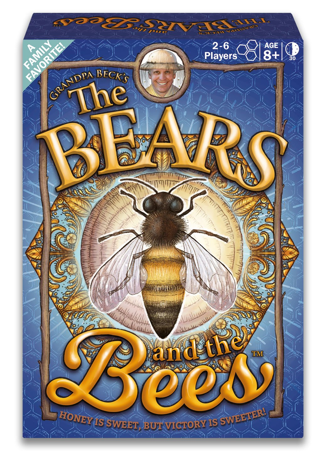 Grandpa Beck's The Bears And The Bees, a new game from the creators of Cover Your Assets