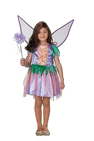 Rubies 1 2508 104 - Disfraz de hada para niña (talla 104): Amazon ...