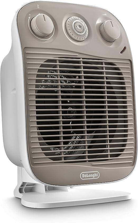 DeLonghi HFS50D22 - Calefactor (Calentador de ventilador, 24 h ...