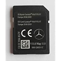 Qui SD Card Mercedes Garmin Map Pilot STAR1 V11 Europa 2018 – 2019 – A2189063303