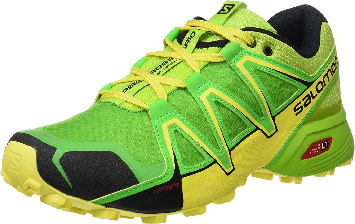 Salomon Speedcross Vario 2, Zapatillas de Trail Running Hombre: Amazon.es: Zapatos y complementos