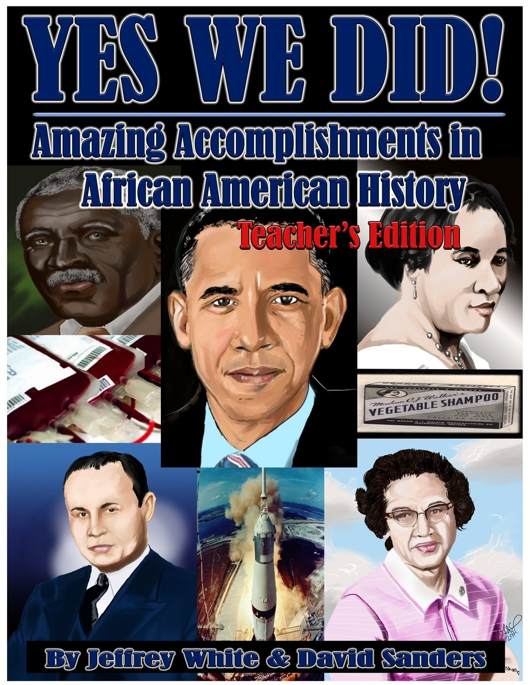 Download Yes We Did! Amazing Accomplishments in African American History: Teacher's Edition pdf