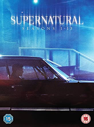 Supernatural  Season 1-13  DVD   2018   Amazon.co.uk  Various  DVD ... e1bf8ba543
