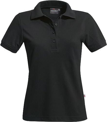 'hakro Mujer de Polo Camiseta Classic–110–Varios colores