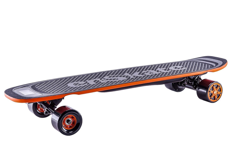 Electric Skateboard For Sale >> Amazon Com Enskate Woboard Dual Hub 500w Electric