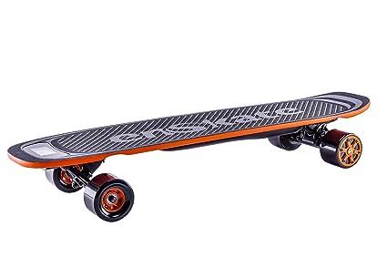 Electric Skateboard For Sale >> Amazon Com Enskate Woboard Dual Hub 500w Electric Skateboard