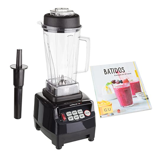 Ultratec SET20020000110 Batidora de vaso profesional de 2 litros ...