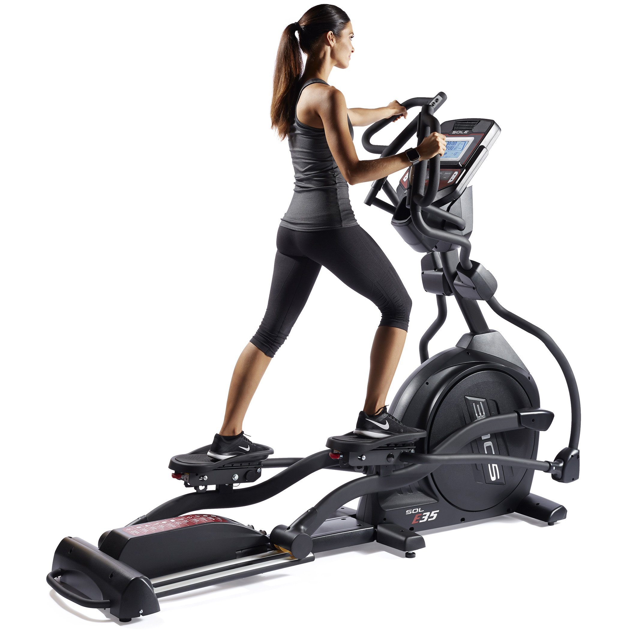 Sole Fitness E35 Elliptical Machine by SOLE