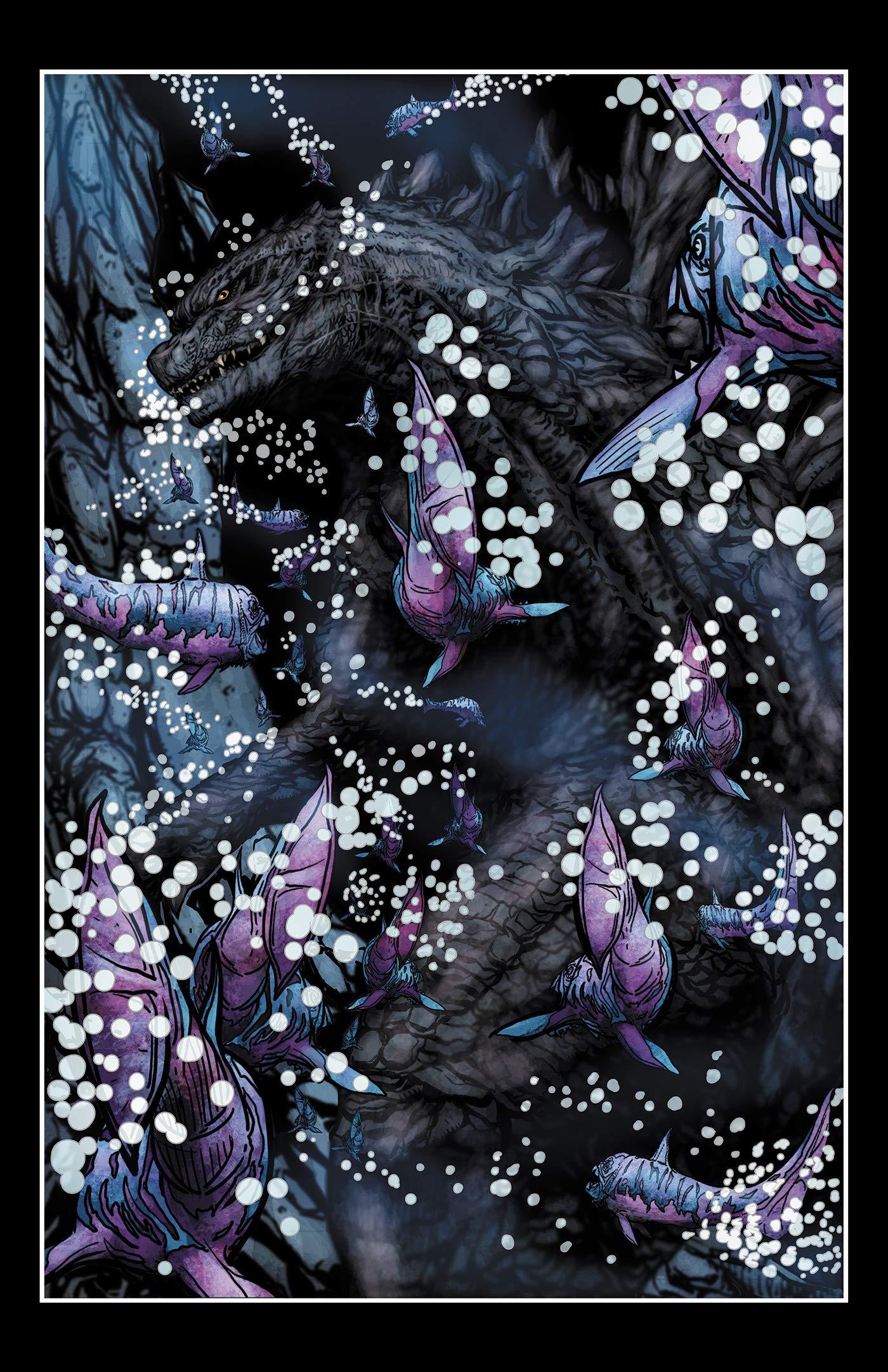 Resultado de imagen de Godzilla Dominion