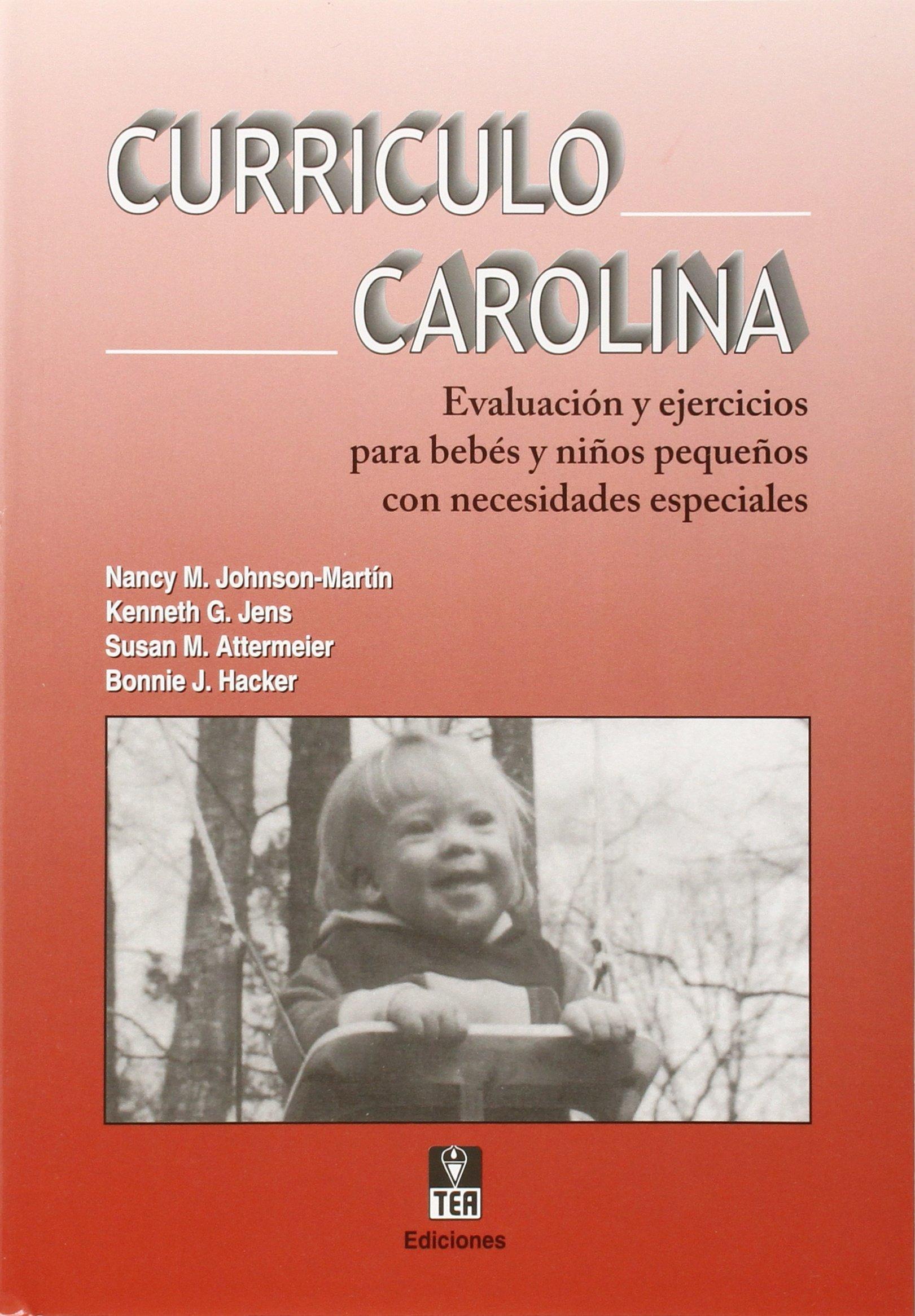 Currículo Carolina: Evaluación y ejercicios para bebés y niños ...