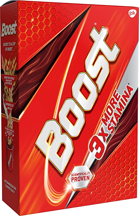 Boost Health, Energy and Sports Nutrition drink - 450 g Refill Pack
