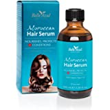 Belle Azul Moroccan Hair Serum – Siero per Capelli con Olio di Argan biologico, 100ml