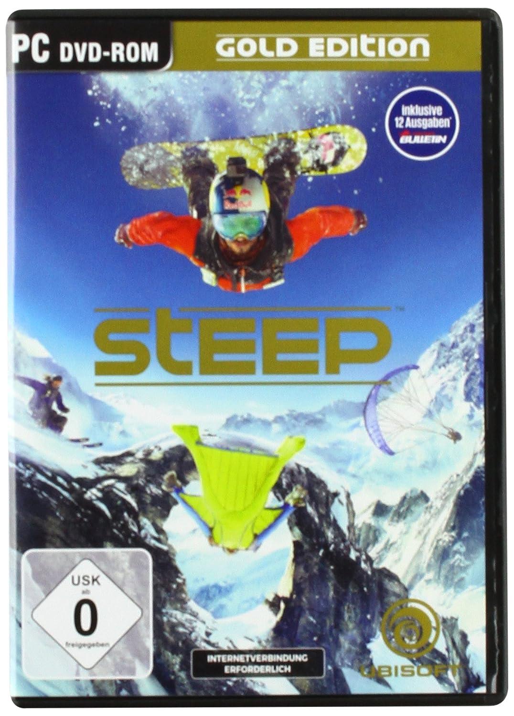 Steep - [Gold Edition] - [PC]: PC-Spiel: Amazon.de: Games