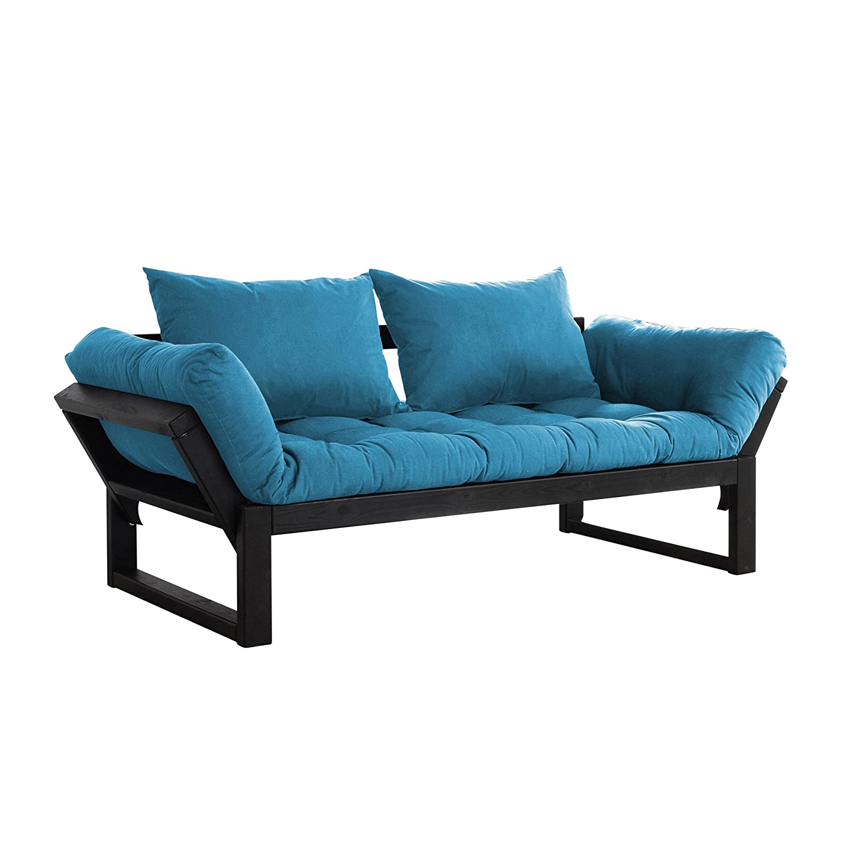 Amazon.com: Fresh Futon Edge Convertible Futon Sofa/Bed ...