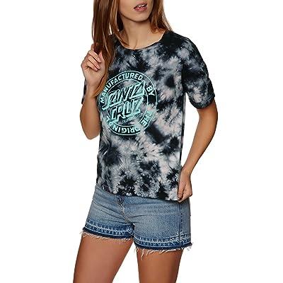 Santa Cruz Mfg Dot Short Sleeve T-Shirt