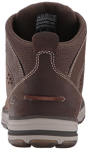 Skechers Garton Dodson, Stivali Uomo: Amazon.it: Scarpe e borse
