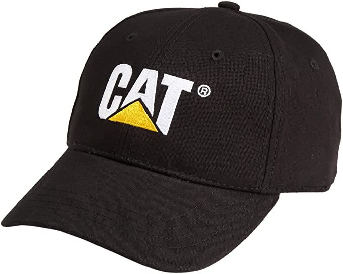 Caterpillar Mens Hi-Vis Trademark Cap