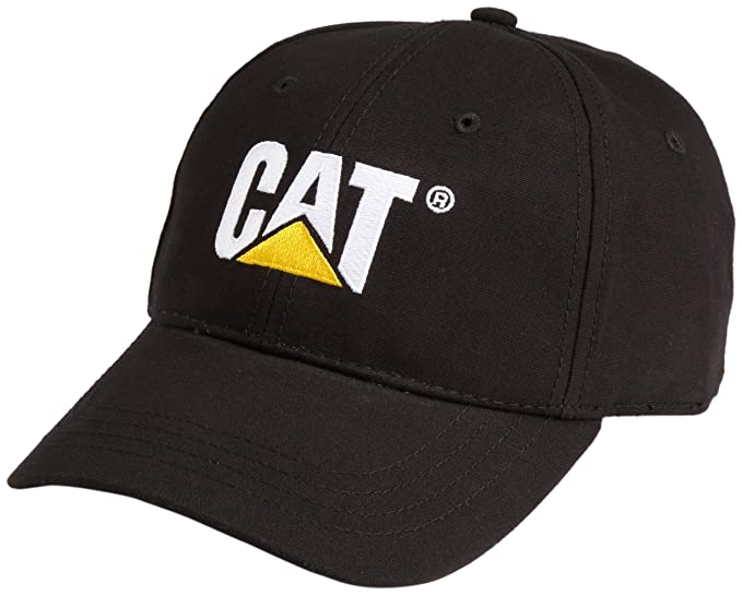 Amazon.com  Caterpillar Men s Cat Trademark Cap 99bbd6aa4c2c