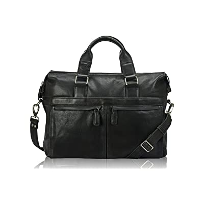 good TONY'S BAGS - 15.6 inch Laptop bag - College Bag, Office Bag, Business Bag Briefcase in Vintage Style