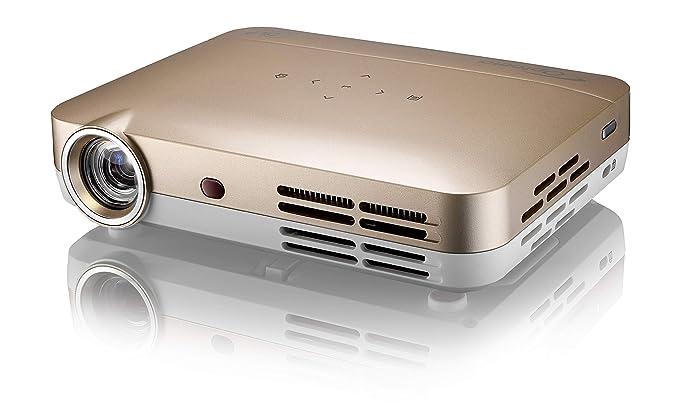 Optoma ML330 - Proyector (500 lúmenes ANSI, DLP, WXGA (1280x800 ...