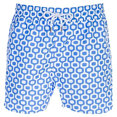 6f2a35bc22 Frescobol Carioca Ipanema Swim Short in Blue at Amazon Men's ...