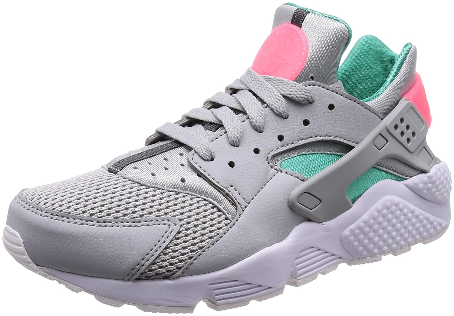 218b211a9c78 Nike Air Huarache Wolf Grey Sunset Pulse (8 D(M) US)  Buy Online at Low  Prices in India - Amazon.in