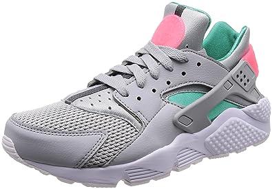e2031b95e0f8 ... where to buy nike air huarache mens running shoes wolf grey sunset  pulse 318429 053 8