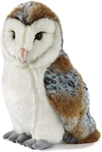 Living Nature Soft Toy Barn Owl