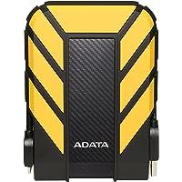 """ADATA AHD710P-2TU31-CYL Disco Duro Externo 2000GB, Micro-USB 3.0 Color Negro/Amarillo, 2.5"""""""
