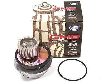 Evergreen tbk310mwp 99 - 02 Daewoo Lanos 1.6L DOHC A16 Kit de Correa dentada GMB Bomba de agua: Amazon.es: Coche y moto