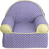 Cotton Tale Designs Baby's 1st Chair, Periwinkle