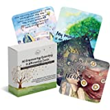 60 Affirmation Cards with Thought Provoking Empowering Questions. Mindfulness cards for Group and Self Therapy…