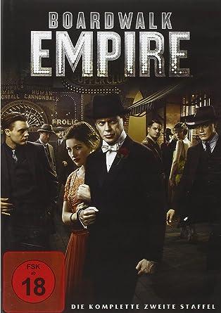 Boardwalk Empire - Die komplette zweite Staffel [Alemania] [DVD]