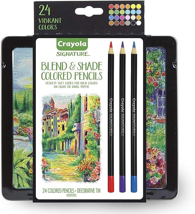 Top 10 Crayola Blender Pencil