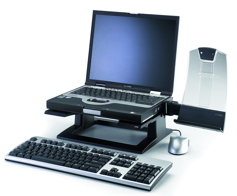 3M LX500 - Plataforma elevadora de ordenador portátil, ajustable: 3M: Amazon.es: Oficina y papelería