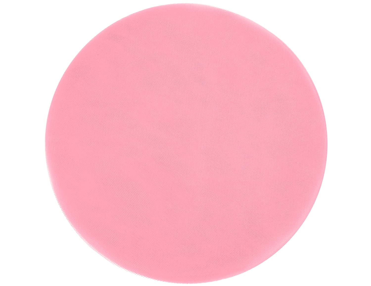 Amazon.com: 100 pc 9 inch Tulle Circle for wedding and craft (9 inch ...